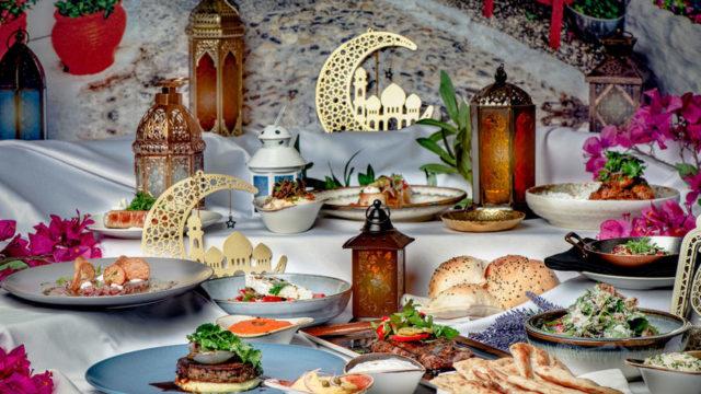 Getting ready for Ramadan, 2020